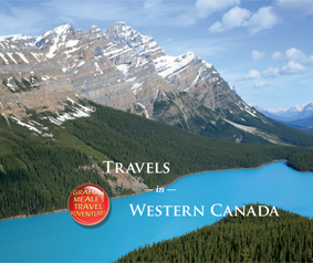 Travels in Western Canada