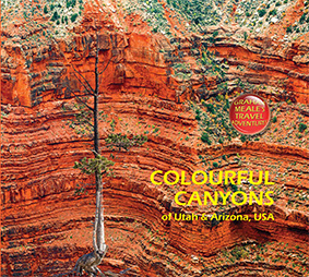 Colourful canyons
